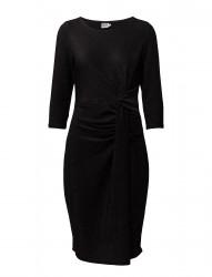 Draped Shimmer Dress