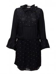 Dress W. Embroidered Stars