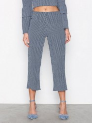 Dry Lake Hannah Trousers Bukser Blue