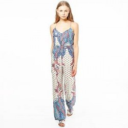 Dry Lake Jumpsuit - Pacific