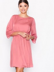 Dry Lake Katie dress Loose fit dresses Pink