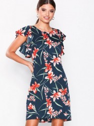 Dry Lake Madison Dress Loose fit dresses Petal