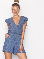 Dry Lake Megan Playsuit Playsuits Print