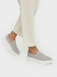 Duffy Faux Suede Slip-On Sneaker Slip-On