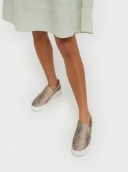 Duffy Snake Print Slip-on Sneaker Slip-On