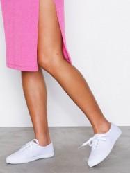 Duffy Textil Sneaker Low Top Hvid