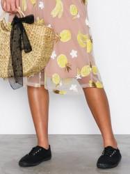 Duffy Textil Sneaker Low Top Sort