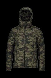 Dunjakke Down Jacket Dense Nylon