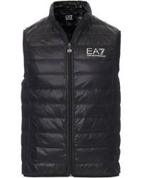 EA7 Train Core Light Down Vest Black men L Sort