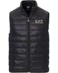 EA7 Train Core Light Down Vest Black men M Sort