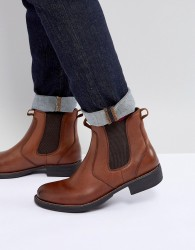 Eastland Leather Chelsea Boots In Tan - Brown