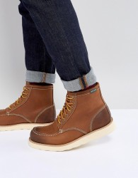 Eastland Lumber Up Leather Boots In Tan - Tan