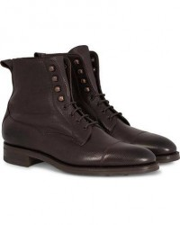 Edward Green Galway Grained Boot Brown Calf men UK11 - EU46 Brun