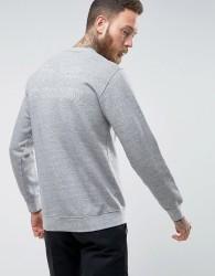 Edwin Best or Nothing Sweater - Grey