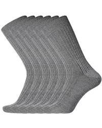 Egtved Sokker, JBS Undertøj Egtved 3 Par Luksussokker i 100% Merino-uld i Grå 56233 161