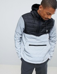 Element Alder Overhead Jacket In Reflective - Grey