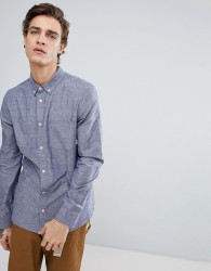 Element Chambray Shirt - Blue