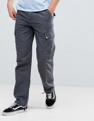 Element Legion Cargo Trouser In Grey - Navy