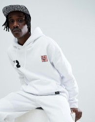 Element x Keith Haring hoodie in white - White