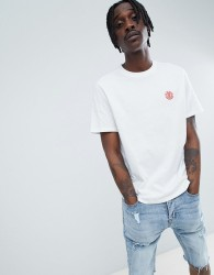 Element x Keith Haring t-shirt with back print in white - White