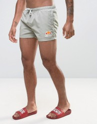Ellesse Swim Shorts In Grey - Grey