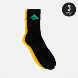 Emerica Strømper - Crew Sock 3-pack