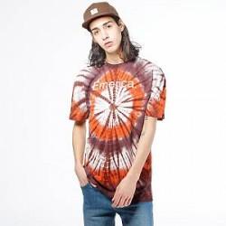Emerica T-Shirt - Pure Emerica 12 Burst Tie Dye