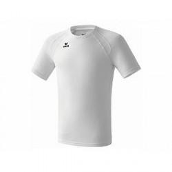 Erima Performance T-Shirt, hvid