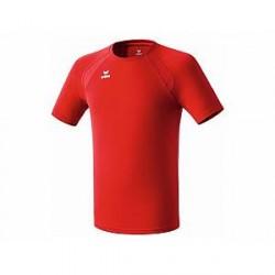 Erima Performance T-Shirt, rød