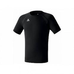 Erima Performance T-Shirt, sort