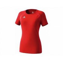 Erima Performance T-Shirt til Damer, rød