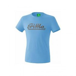 Erima Retro T-Shirt- King, lyseblå
