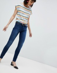 Esprit Jegging Top Up Indigo - Blue