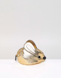 Essentiel Antwerp Mouse Coin Pouch - Gold