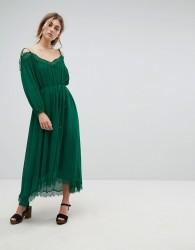 Essentiel Antwerp Oignons Dress - Green