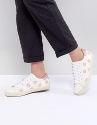 Essentiel Antwerp Spot Sneakers - White