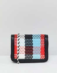 Essentiel Antwerp Woven Mini Bag - Multi