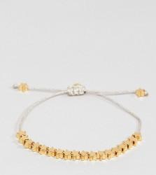 Estella Bartlett Gold Plated Stars So Bright Friendship Bracelet - Gold