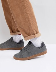 Etnies Callicut LS Trainers In Charcoal - Grey