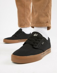 Etnies Jameson 2 ECO Trainer In Black - Black
