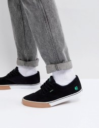 Etnies Jameson Vulc x Pyramid Country Trainers - Black