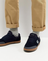 Etnies Marana Trainer In Navy - Navy