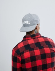 Etnies Sandlot cap in grey - Grey