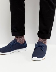 Etnies Scout Trainer In Navy - Navy