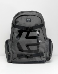 Etnies Skate Strap Bag In Charcoal - Grey