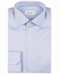 Eton Contemporary Fit Shirt Blue