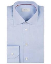 Eton Contemporary Fit Shirt Blue men 44 - XL Blå
