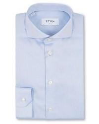 Eton Super Slim Fit Shirt Blue men 39 - M Blå