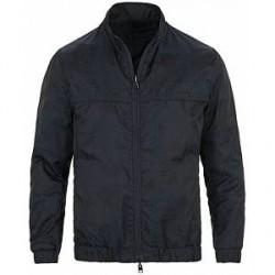 Etro Printed Paisley Reversible Jacket Navy