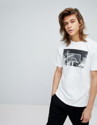 Fairplay T-Shirt With Photographic Print - White
